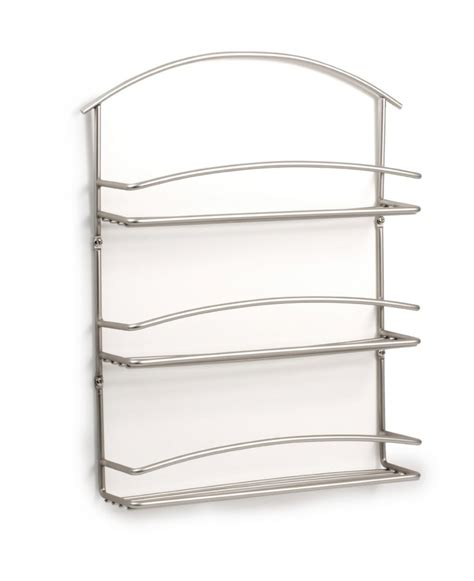 Metal Spice Rack Wall Mount by Kitchen Alluring Wall Mount Spice Rack For Your Kitchen