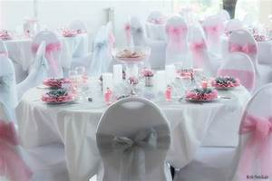 Deco Rose Pale : deco mariage gris rose le mariage ~ Teatrodelosmanantiales.com Idées de Décoration