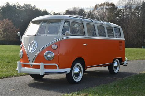 Here's What's So Cool About The Original Volkswagen Bus