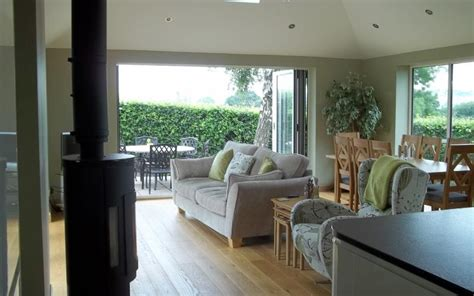 Open Plan Kitchen Living Room Ideas - single storey extension ryton village tyne wear blaydon architectural design