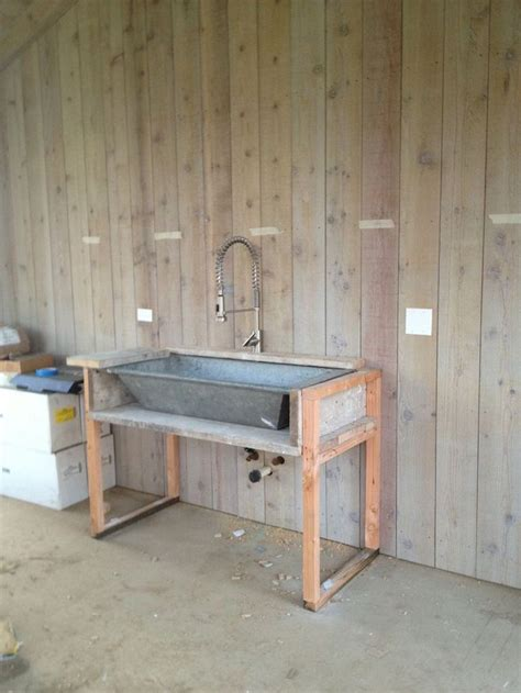 outdoor kitchen sink plumbing 25 best ideas about outdoor sinks on outdoor 3869