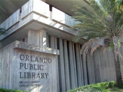 orlando public library orange county library system