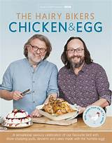 Hairy bikers cook book