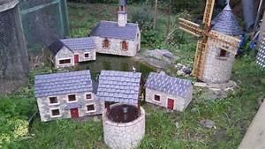 Moulin Deco Jardin : troc echange moulin a vent maison eglise pour deco de jardin sur france ~ Teatrodelosmanantiales.com Idées de Décoration