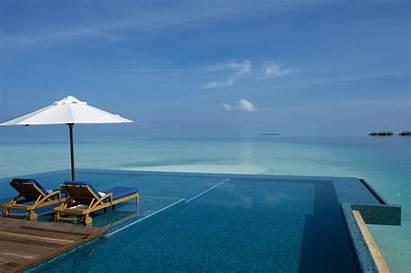 Maldives Luxury Resorts Resort Ocean Travel Sea