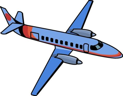 Clipart Plane Us Airplane Clipart