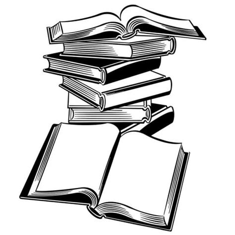 Dibujos de libros Dibujos