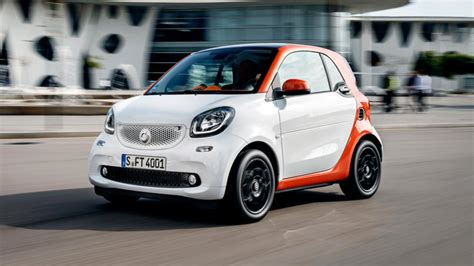 Smart Car Coupe by Road Test Smart Fortwo Coupe 1 0 2dr Top Gear