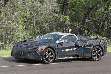 mid engine corvette track acceleration testing video gm