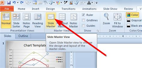 How To Save A Master Slide As A Template  Download Free