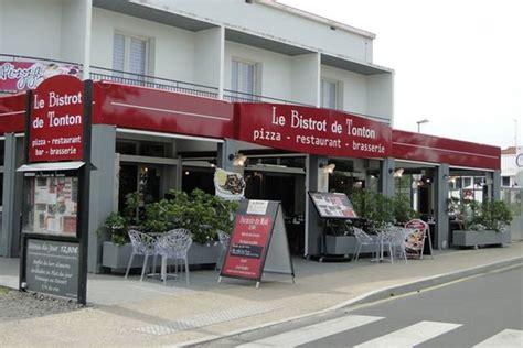 restaurant le bistrot de tonton de monts vend 233 e