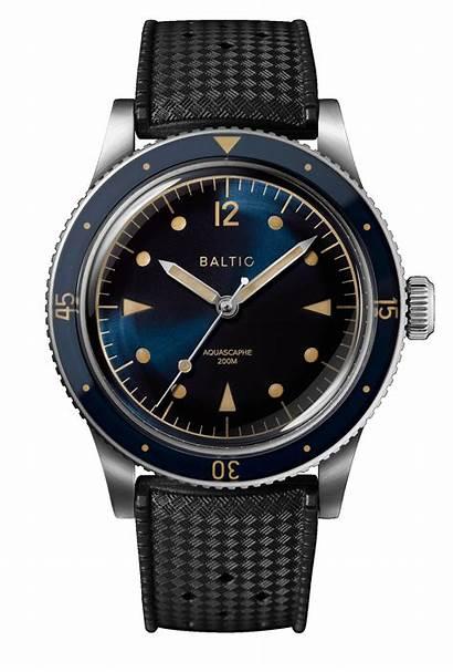 Watches Baltic Aquascaphe Under Cream 1000 Dollars