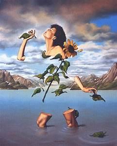 Surrealistic Painter and Follower of Salvador Dali – José ...