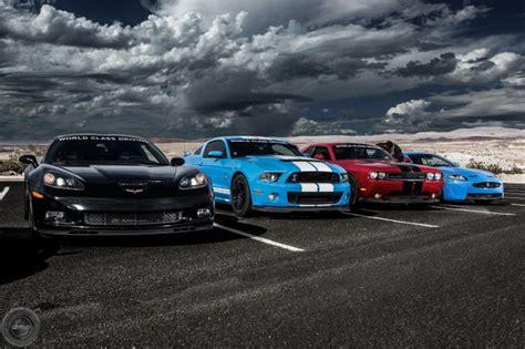 modern muscle comparo gt500 everyone mustangforums