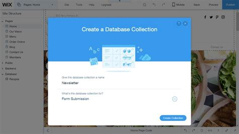 wix custom forms review wix code for quick site and app building