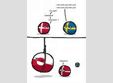 Polandball » Polandball Comics » Danish clay