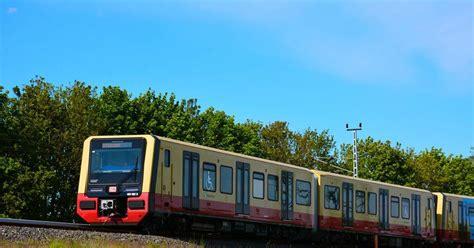 Auf einem streckennetz von 331,5 km in berlin und brandenburg verkehren 15 linien, die 166 bahnhöfe bedienen. New EMUs enter service as first Berlin S-Bahn concession ...