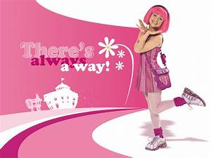 Stephanie From Lazy Town - Hot Girls Wallpaper