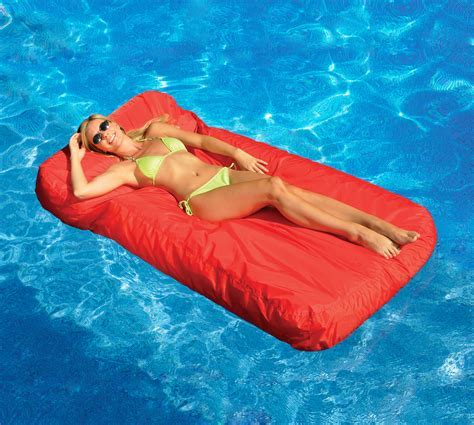 Swimline Sunsoft Inflatable Pool Lounger