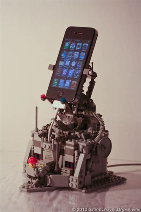 8 Best Images About Lego Iphone Stands On Pinterest