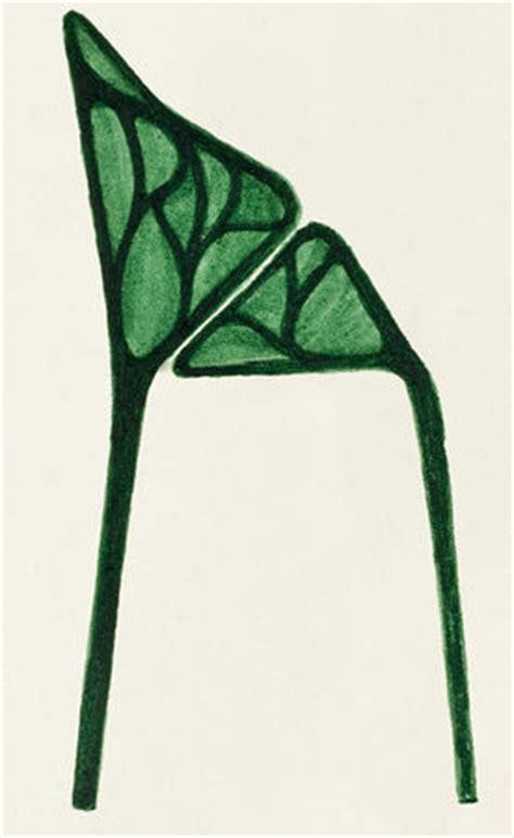 chaise vegetal bouroullec ronan erwan furniture design here now the list