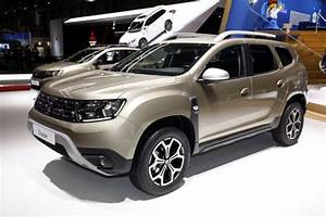 Duster 2018 Bleu Cosmos : dacia stepway advance 2018 nouvelle s rie limit e au salon de gen ve l 39 argus ~ Maxctalentgroup.com Avis de Voitures