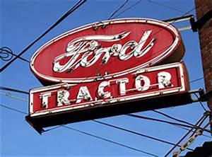 Farm Tractors Ford Model 2N