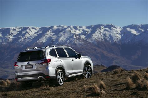 Forester Styles by Subaru Forester Wins An Aa Driven New Zealand Car Of The