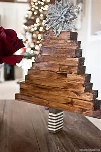 Easy, Christmas, Craft, Wooden, Christmas, Tree