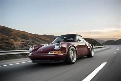 Singer 911 Porsche Restomod Carolina North Concours