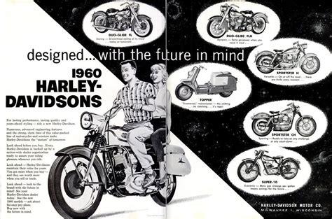 Knucklebuster » Blog Archive » Vintage Motorcycle Ads