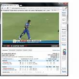 Collection of software bugs across the www: Cricinfo - difference in ...