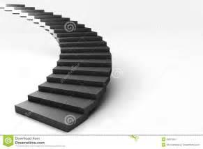 Escalier 3d Gratuit by 3d Stair Stock Image Image 23970441