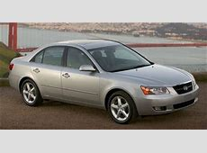 2006 Hyundai Sonata Review