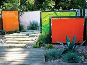 Paravent De Jardin : paravent garten innovative und kreative gartengestaltung ~ Melissatoandfro.com Idées de Décoration