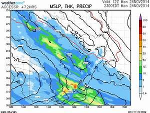 Rain Event follows Heat Wave 24th November 2014 - Extreme ...