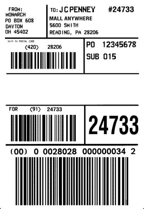The previous accurate term was uccean 128. Ucc 128 Shipping Label - Best Label Ideas 2019