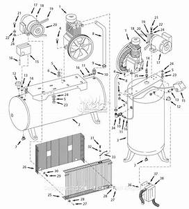 Campbell Hausfeld Ce700000 Parts Diagram For Air