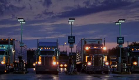 semi trucks  night wallpapers  wallpapersafari