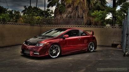 Modified Cars Honda Civic