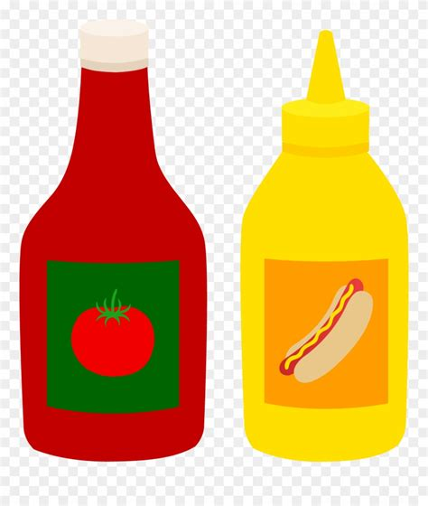 ketchup bottle clipart 10 free Cliparts | Download images ...
