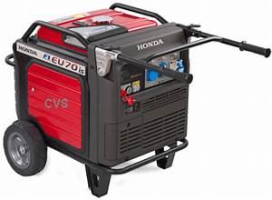 Groupe Electrogene Honda Eu20i : location groupe electrog ne insonoris honda eu70is ~ Dailycaller-alerts.com Idées de Décoration