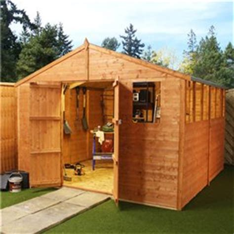 garden sheds lincoln garden wooden shed billyoh lincoln workshop 10 x 25