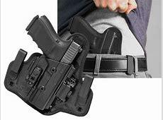 Glock 23 IWB Holster ShapeShift Alien Gear Holsters