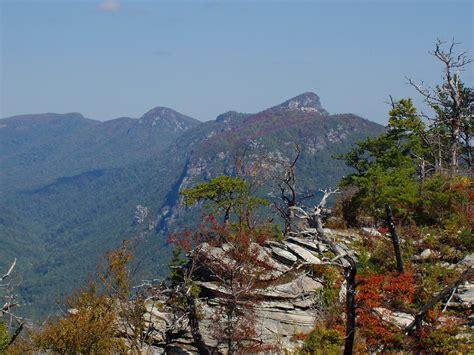 meanderthals shortoff mountain trail linville gorge wilderness