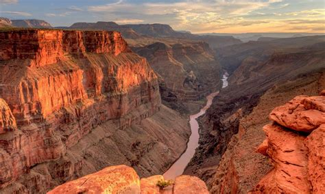 landscapes great canyon national park usa arizona point