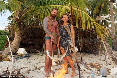 Discovery Channel Strips Down For Its Viewers With Two