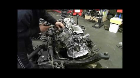 lexus rx engine rebuild royal auto    youtube