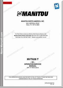 Manitou Mvt628t