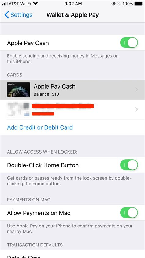 Can i use a credit card on cash app. Apple Pay Cash 101: How to Transfer Money from Your Card to Your Bank Account « iOS & iPhone ...